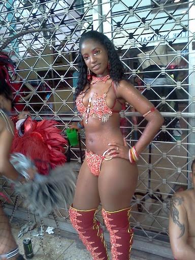 Trinidad Carnival - carnival monday