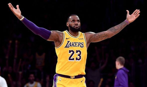 Lakers Ordered To Stop Whining Nba Expert Rejects This Notion About Lebron James Team Lebron James Team Lebron James Lebron James Lakers