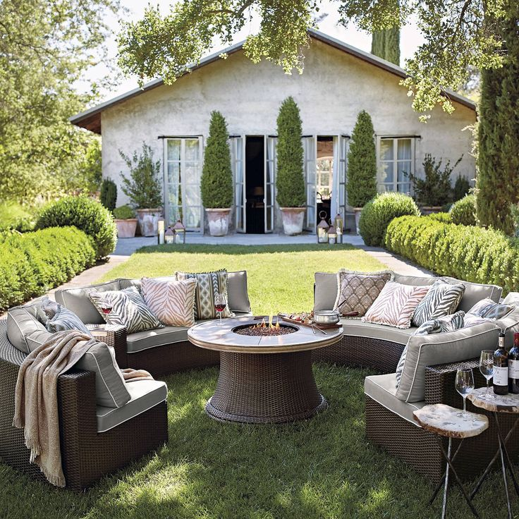 17 best images about luxury goods lifestyle on pinterest for Pasadena outdoor furniture