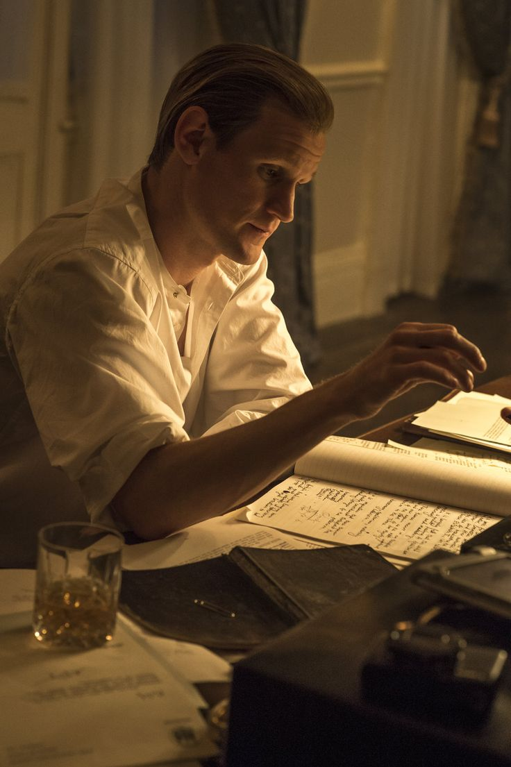 Prince Philip, Duke of Edinburgh - Matt Smith in The Crown Season 1 (Netflix TV series).