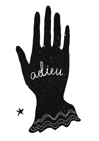 ADIEU by Joanna Gniady