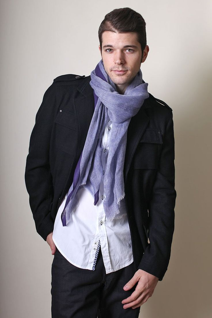 70 best images about Men's Scarf Collection on Pinterest ...