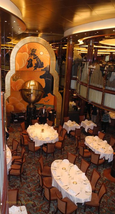 Insider dining guide to Cunard's Queen Victoria with F Director Bernhard Fischer http://www.beyondships2.com/cunard-queen-victoria-dining-guide.html