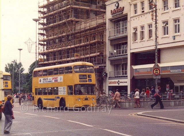 One of Bournemouth's 1964 Weymann-bodied Leyland Atlanteans 179 (AEL 179B) in Gervis Place about to turn into Old Christchuch Road.    The natives are, as usual, participating in their favourite sport - jaywalking.    Note the Leicester Buiding Society b Step-by-step you can get yourself great result if you are constant    visit  http://okbehealthy.com