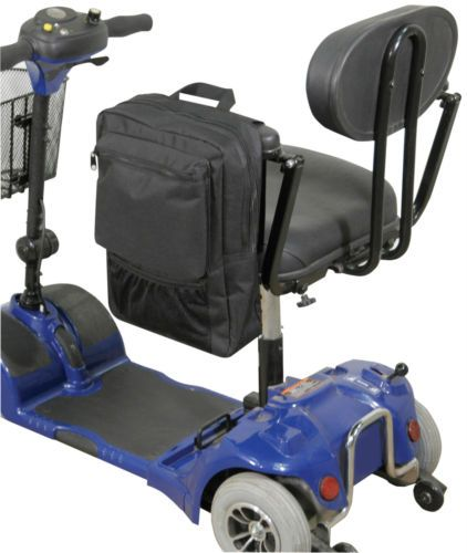 Mobility-Disability-Wheelchair-Motorised-Scooter-Pannier-Armrest-Bag-VA137ST