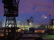 Stocznia Gdańska – Wikipedia SHIPYARD - stocznia