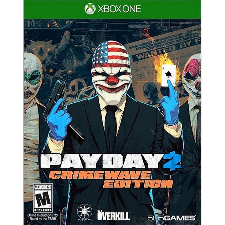 Microsoft Payday 2 Crimewave - Xbox One