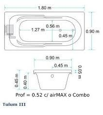 Resultado de imagen para medidas de tina                                                                                                                                                                                 Más
