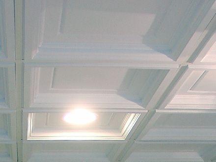 drop ceiling panels