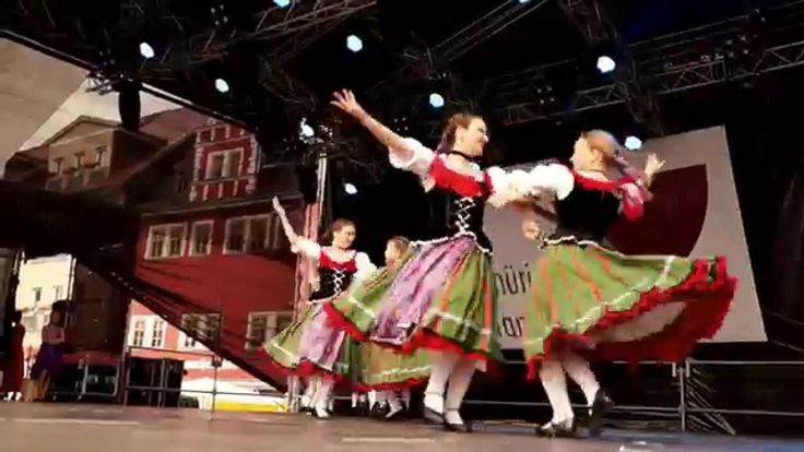 German folk dances #dance #folk #Germany