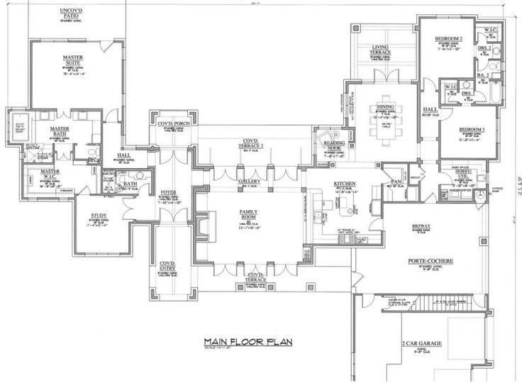 Jack Arnold Dream Home Plan Home Design French House Plans House Plans Mountain House Plans