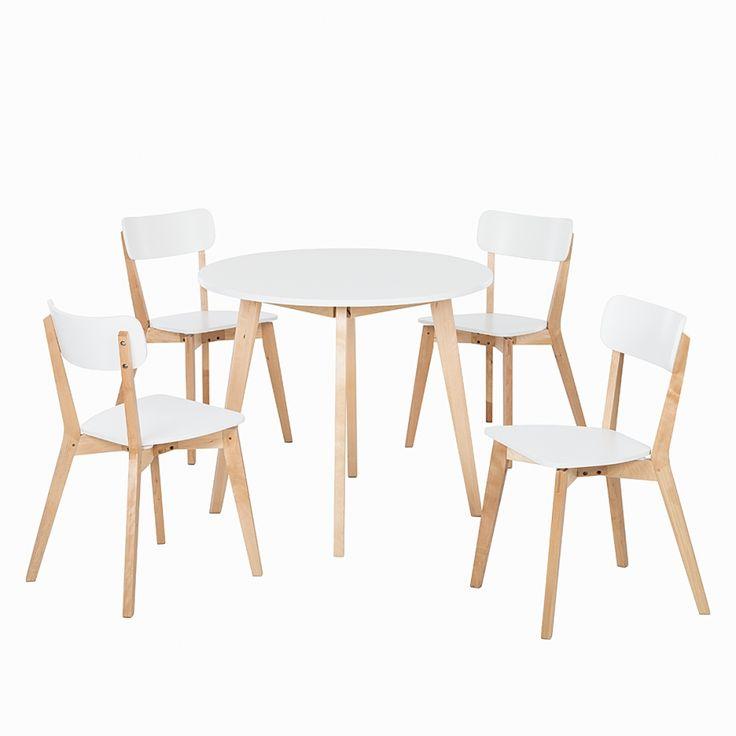 1000 id es sur le th me ensemble table et chaise sur pinterest salles man - Ensemble salle a manger ikea ...