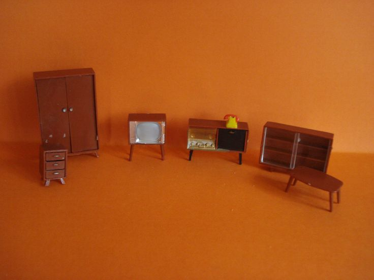 VINTAGE 1960s BLUEBOX 24TH FURNITURE COLLECTION  TV   OPENING RADIOGRAM     PHONE. 292 best Bluebox Dolls House Furniture images on Pinterest   House