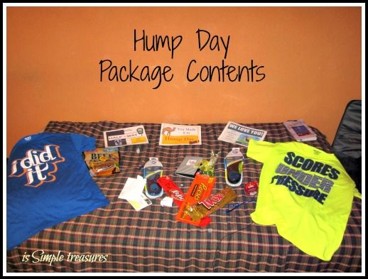 Missionary Hump Day – Or Half Way Mark.  Ideas for missionary hump day celebration.  issimpletreasures.com #missionary