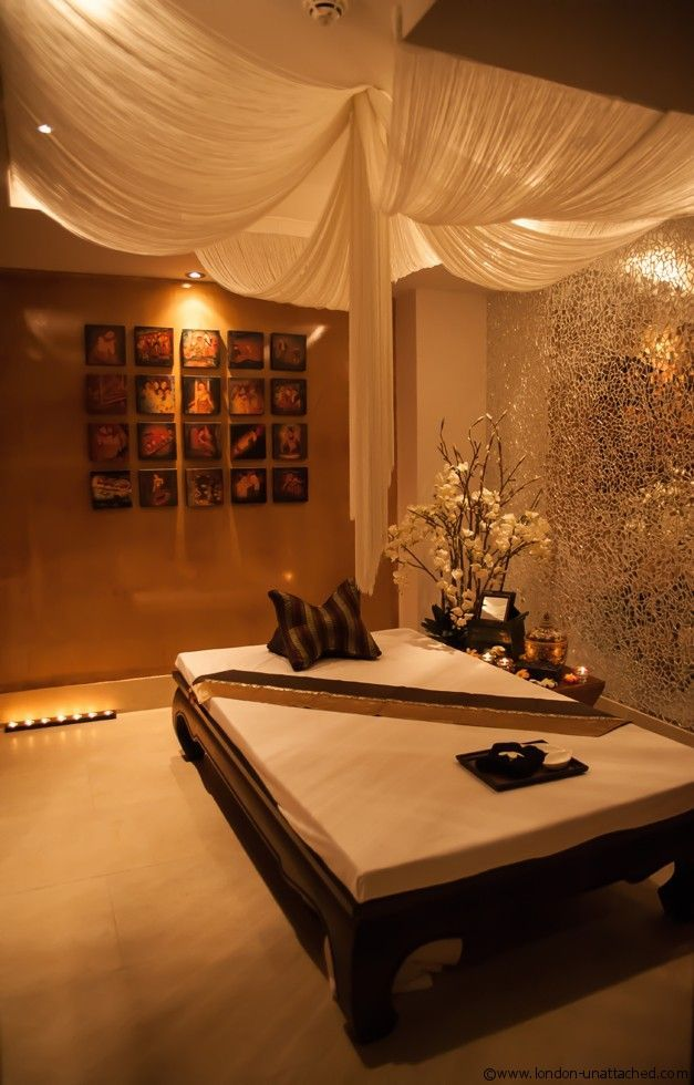 Spa Room Decor