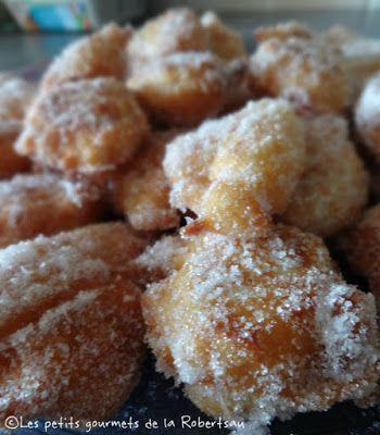 Les petits gourmets de la Robertsau : Les papanas, petites crêpes roumaines …