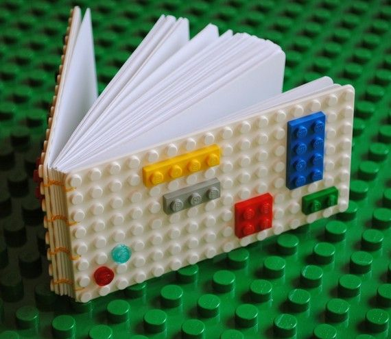 Mini Upcycled  Build Your Own Cover Book White by moonlightbindery, $ 25.00