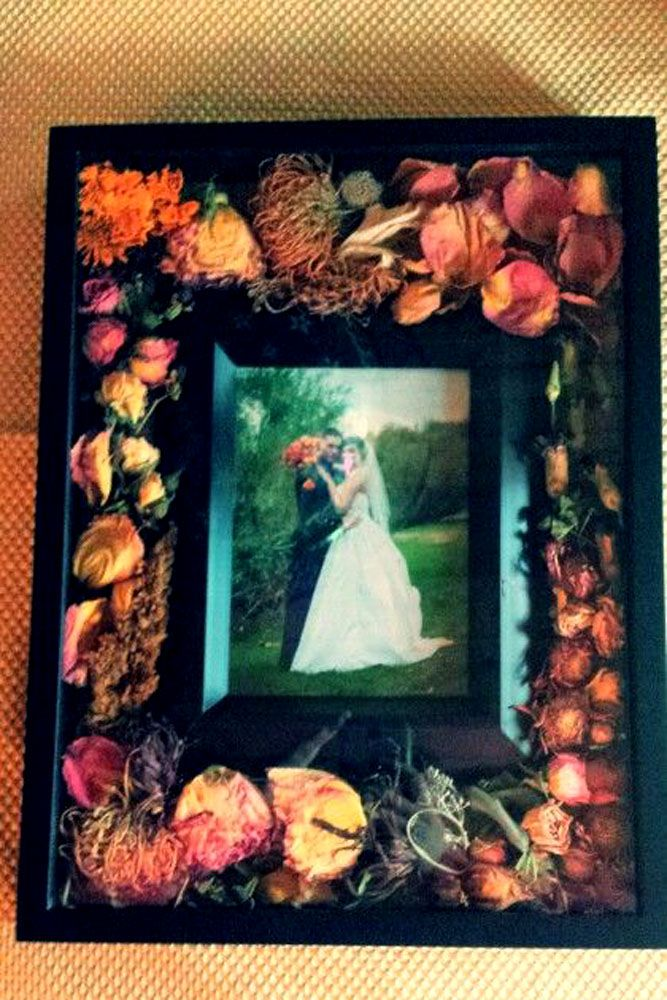 The Wedding Shadow Box Or How To Keep Your Memories ❤ See more: http://www.weddingforward.com/wedding-shadow-box/ #weddings
