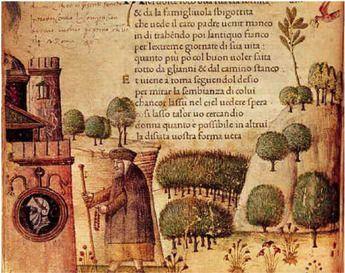 """""""Movesi il vecchierel...""""  - Dal Canzoniere di Francisci Petrarchae (XIV secolo)"""