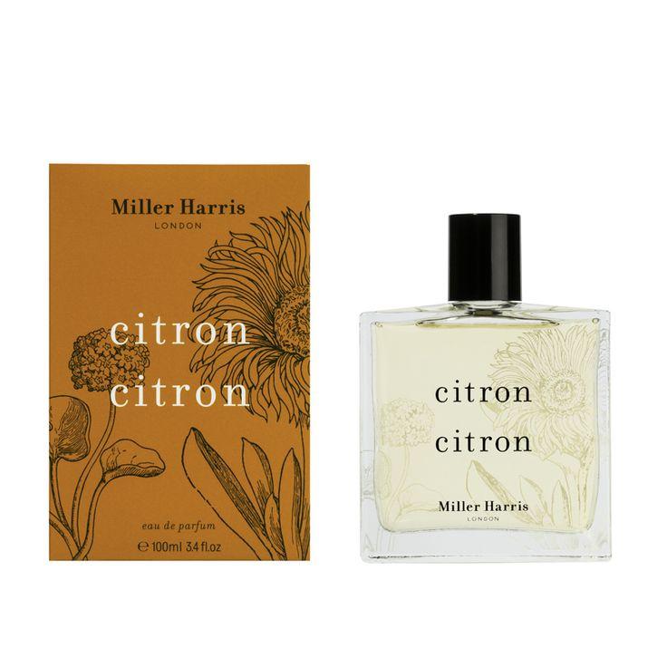 Miller Harris ; Citron Citron 100ml