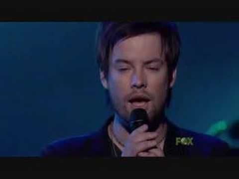 The Music Of The Night - David Cook [HQ]