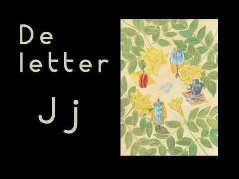 abcKRINGBOEKJE De letter J - YouTube
