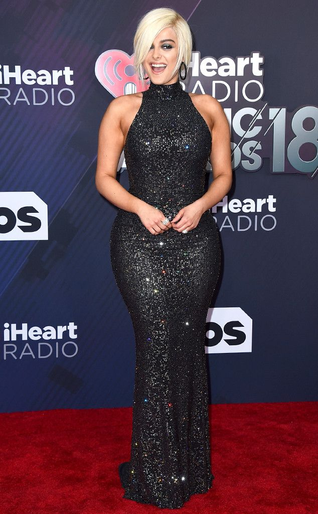 BeBe Rexha from 2018 iHeartRadio Music Awards Red Carpet ...