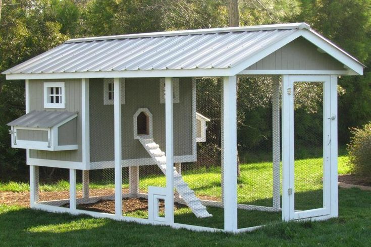 Chicken Coops For 50 Chickens Coop Build Kit With Plans ...