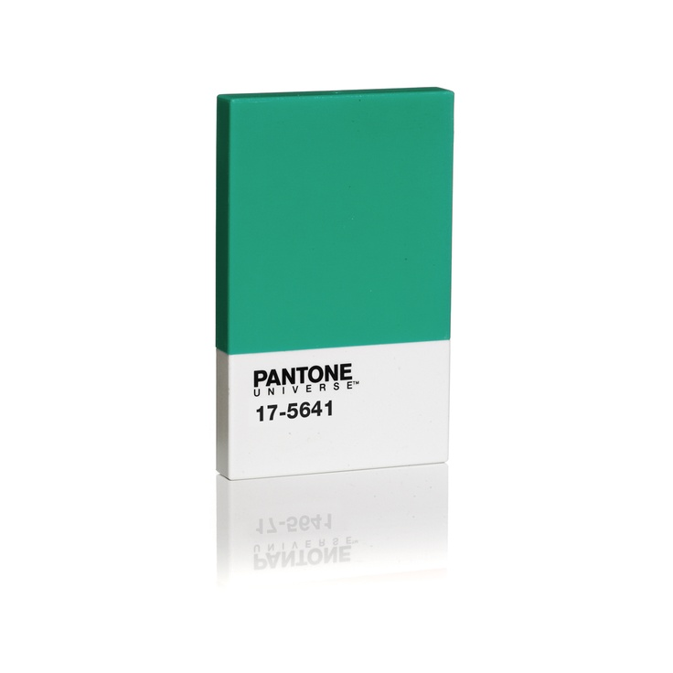 pantone credit & business card holder