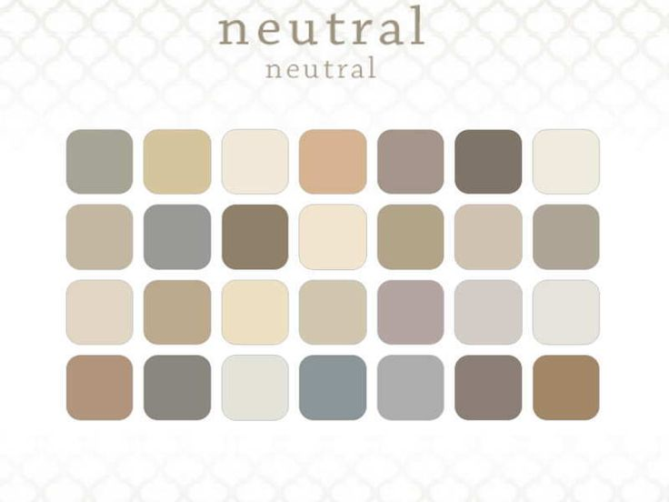 Behr paint color combinations for popular neutral color - Best interior paint color combinations ...