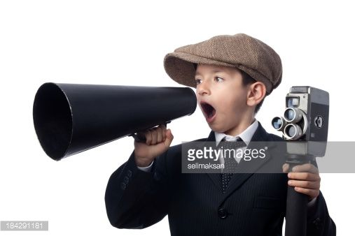 little-boy-wearing-newsboy-cap-holding-camera-shouting-with-megaphone-picture-id184291181 (507×338)