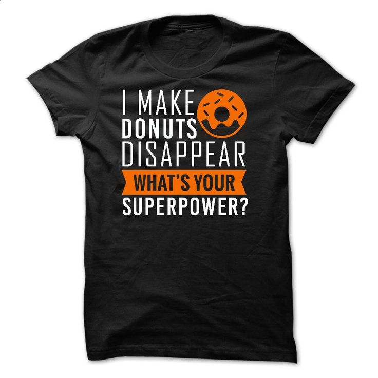donuts T Shirts, Hoodies, Sweatshirts - #womens #cute hoodies. BUY NOW => https://www.sunfrog.com/LifeStyle/donuts.html?60505