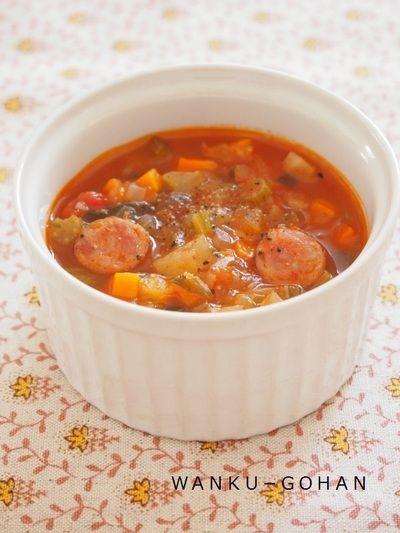 お腹満足!!】スペシャルデトックススープ by CHIKAさん | レシピ ...