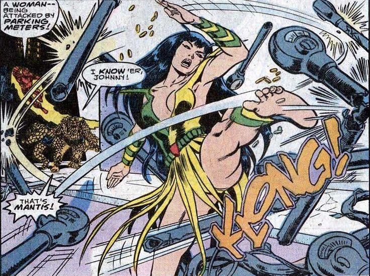 "Sneak Peek the origins of Marvel Comics' 'Mantis', played by actress Pom Klementieff in director James Gunn's ""Guardians Of The Galaxy"" fe..."