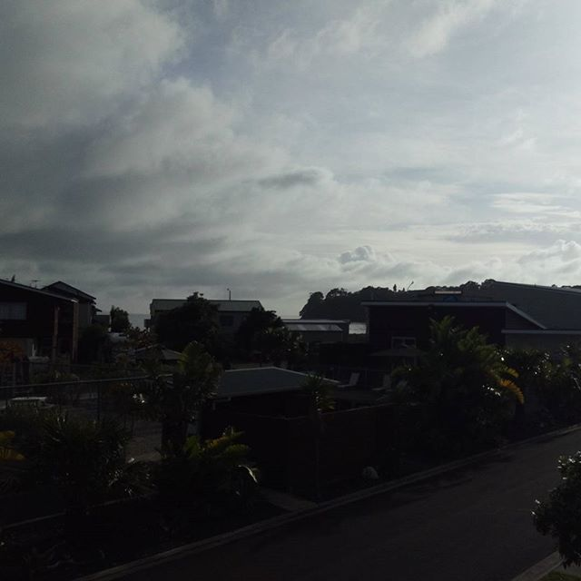 Last view from apt #56 moving to #35 tomorrow in #whitianga
