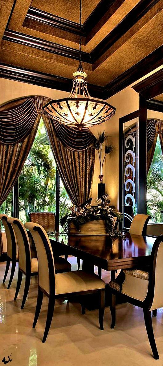 204 best tuscan dining room ideas images on pinterest for Tuscan dining room ideas