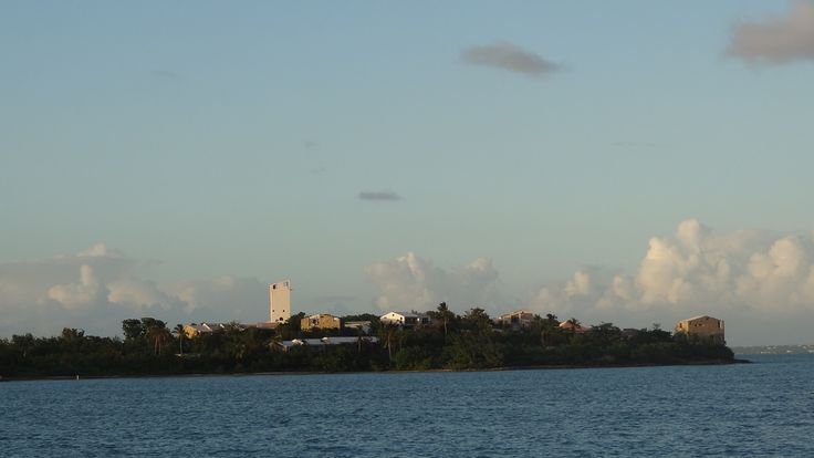 ...the pink tower can be seen for miles.............