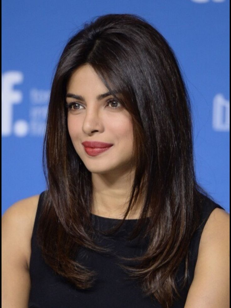 30 best Priyanka Chopra images on Pinterest | Beautiful black hair ...