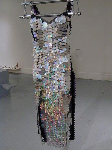 CD dress - 2015 theme - Mirrors More