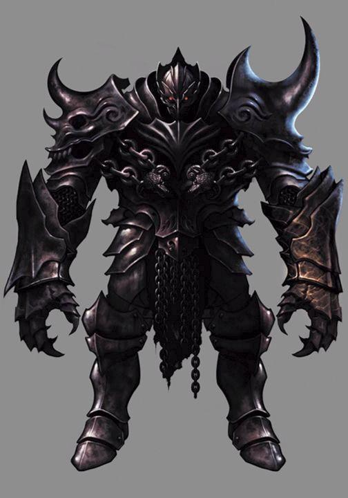 The Black Knight Of Westfall 18