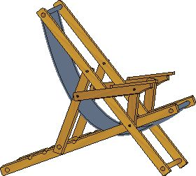Tutorial For Porch Beach Reclining Chair Casas De