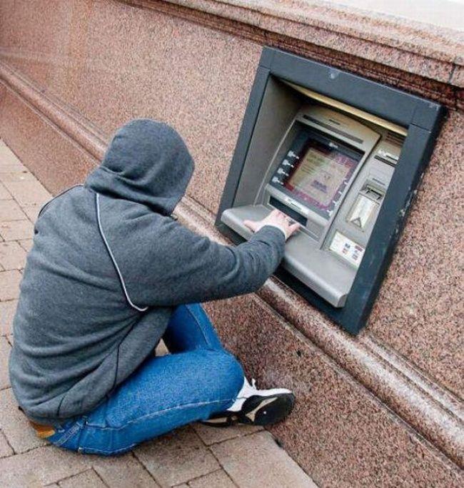 Низкий процент - низкий банкомат