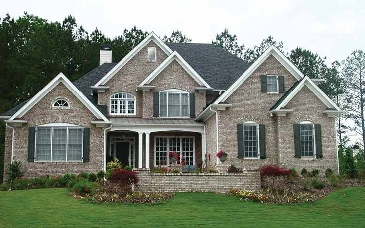 Eplans New American House Plan - Enchanting Place to Call Home - 3237 Square Feet and 4 Bedrooms from Eplans - House Plan Code HWEPL10811