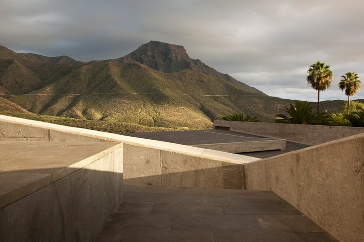 Sacred Museum in Adeje, Fernando Menis Architects