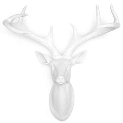 Would love this guy to hang jewelry on...Deer Head - 17.75H | Fathers-day | Gifts | Z Gallerie