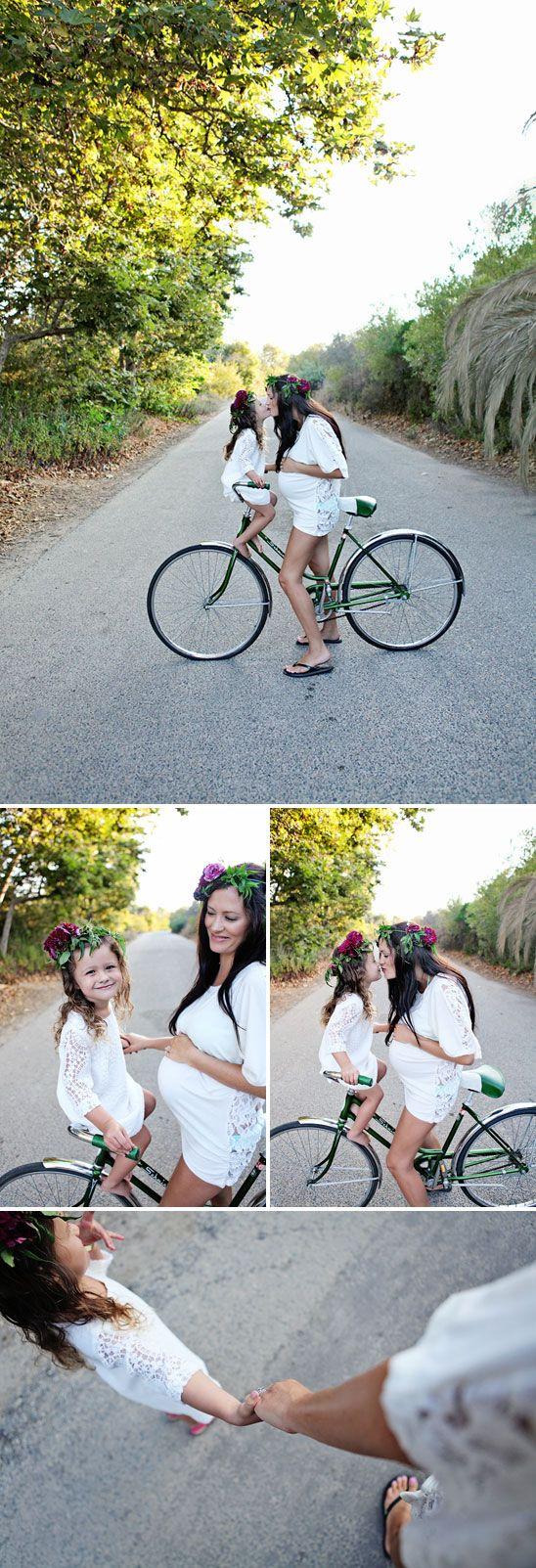 Madre e hija fotografiadas por  Steph Anderson. http://www.stephandersonphotography.com