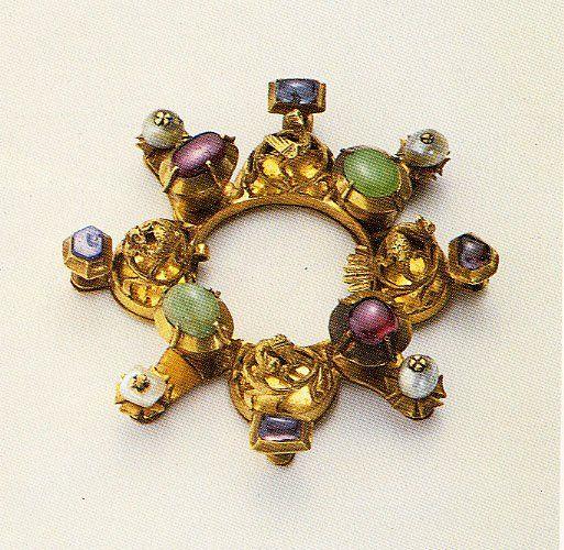 British Museum - Image gallery: annular brooch