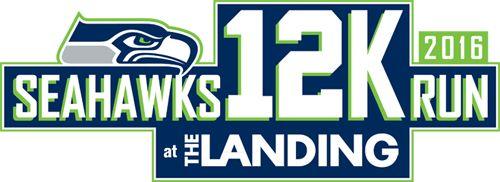 4/19/2015 Seahawks 12K Run at The Landing, Renton, Washington...2nd Event, 2nd 5K, 2nd Road Run