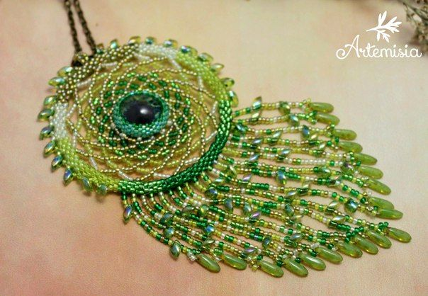 Artemisia™ - Beaded work