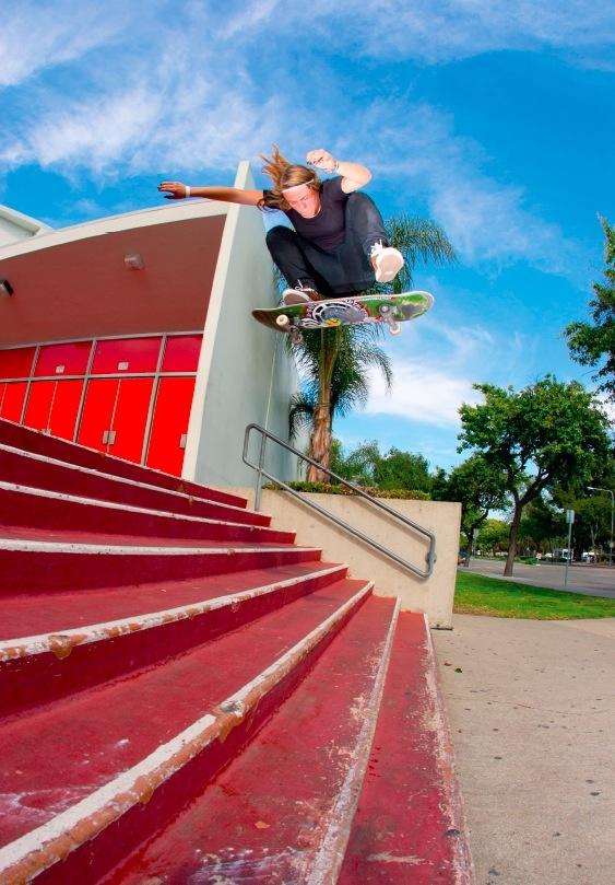 Rider: Lacey Baker  Photo: Ana Paula Negrao